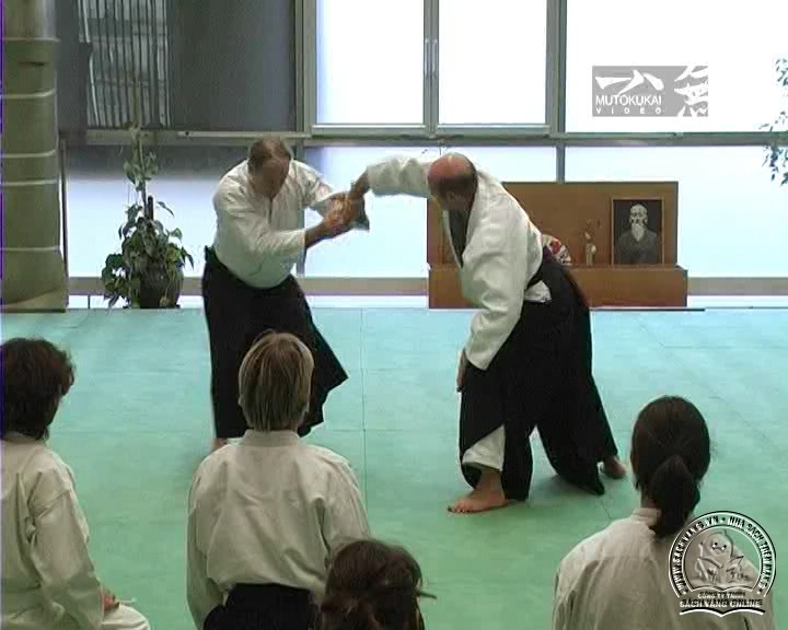 Stage Aikido with Malcolm Tiki Shewan - screenshot 2