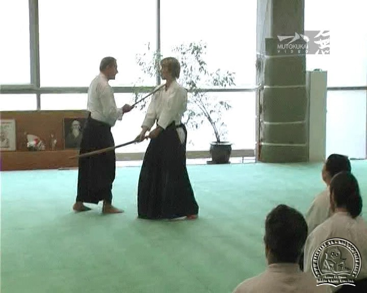 Stage Aikido with Malcolm Tiki Shewan - screenshot 3