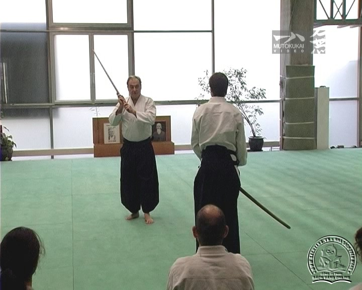 Stage Aikido with Malcolm Tiki Shewan - screenshot 6