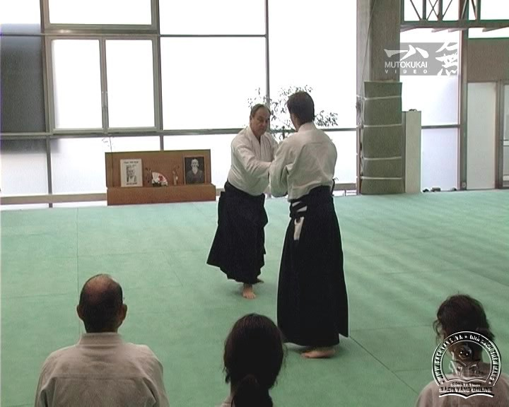 Stage Aikido with Malcolm Tiki Shewan - screenshot 7