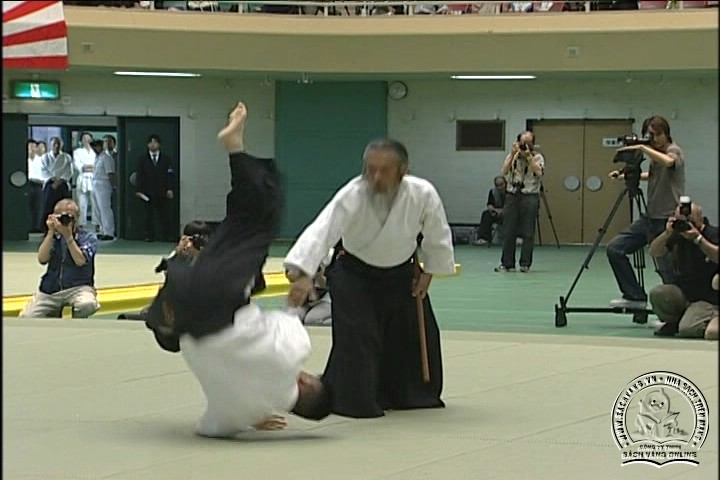 The 45th All Japan Aikido Demonstration - screenshot 2
