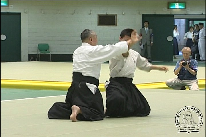The 45th All Japan Aikido Demonstration - screenshot 3