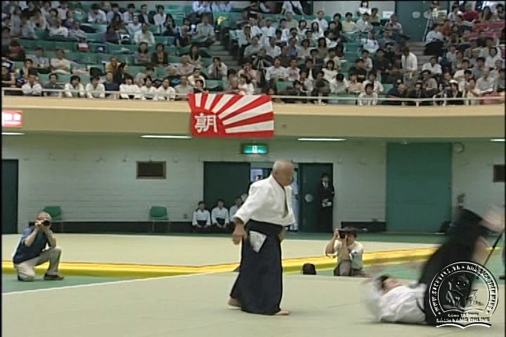 The 45th All Japan Aikido Demonstration - screenshot 4