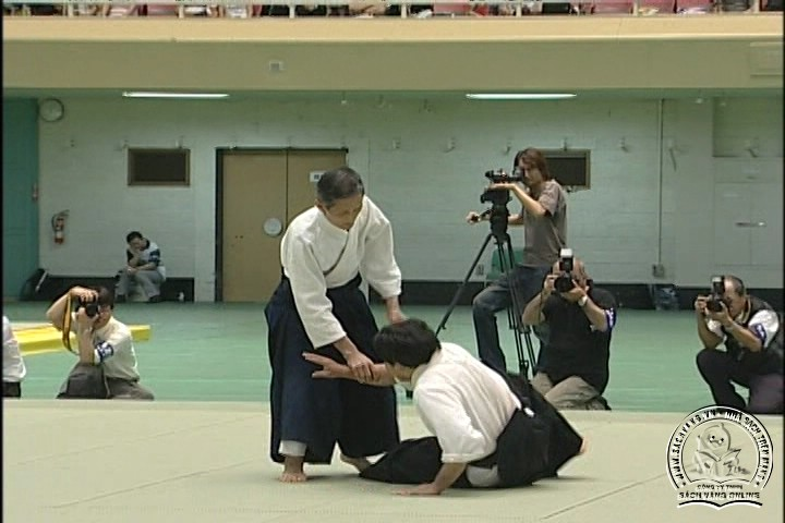 The 45th All Japan Aikido Demonstration - screenshot 5