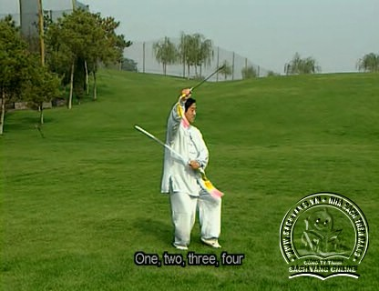 The Chen Style Taiji Double Swords Play by Chen Zhenglei - screenshot 1