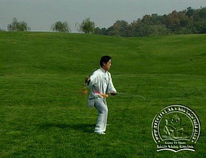 The Chen Style Taiji Double Swords Play by Chen Zhenglei - screenshot 5
