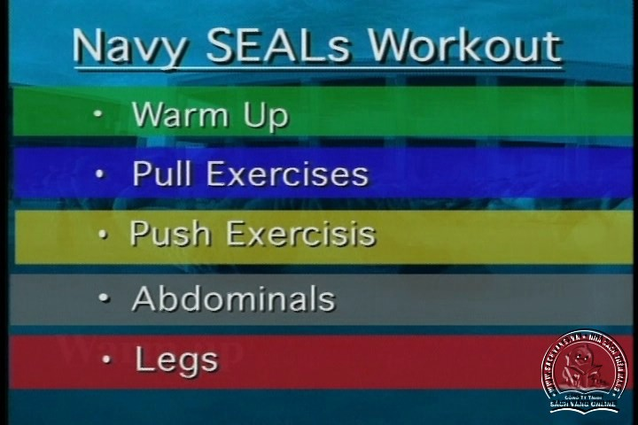 The Navy Seals Workout - screenshot 01