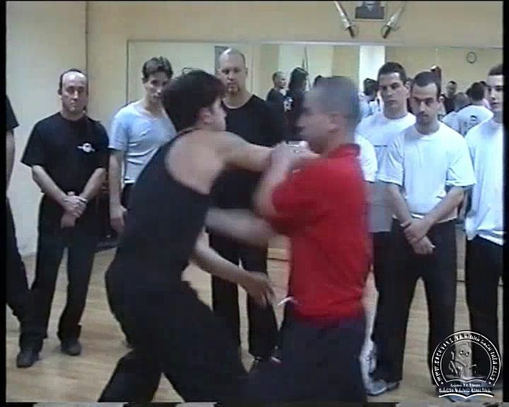 Wing Tzun Seminar by Jannis Simeonidis - screenshot 2