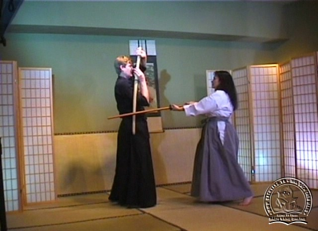 Beginner's Guide To Kendo-Iaido by Jim Wilson pic 6