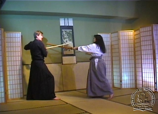 Beginner's Guide To Kendo-Iaido by Jim Wilson pic 7
