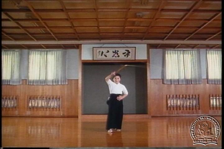 Choku Yushin Ryu Kusarigamajutsu 3
