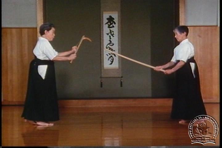 Choku Yushin Ryu Kusarigamajutsu 6