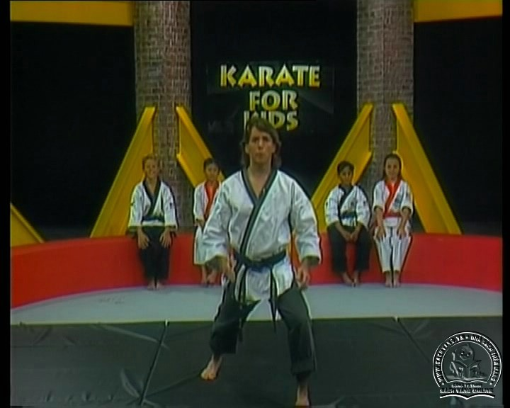 Karate For Kids By Lisa Marie Nelson - 2
