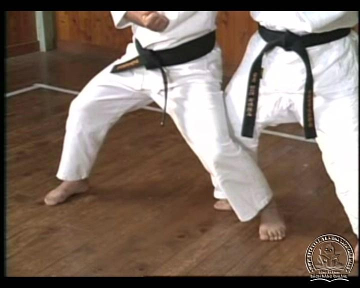 DVD Motobu Ryu Karate Jutsu by Motobu Chomasa screenshot 05