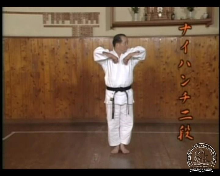 DVD Motobu Ryu Karate Jutsu by Motobu Chomasa screenshot 08