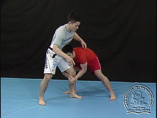 Takedowns For Grappling, BJJ & MMA by Kohei Yasumi Pic 03