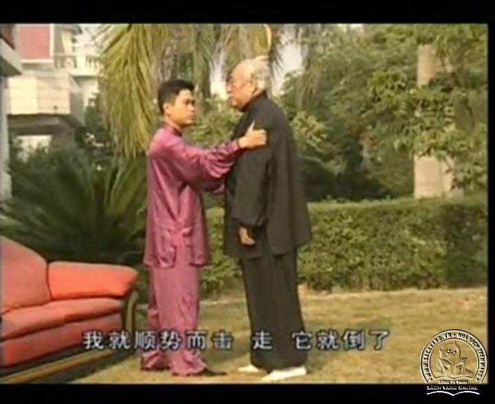 Wudang Zhang San Feng by Huan Jun Liu - 8