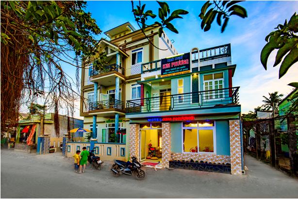 Khách sạn, Nhà nghỉ Kim Phương ở Đảo Lý Sơn giá rẻ