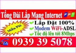 Lắp Đặt Internet FPT Tại Cần Thơ