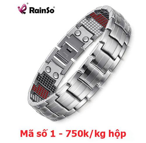 Vòng tay Rainso ba chiều MS1