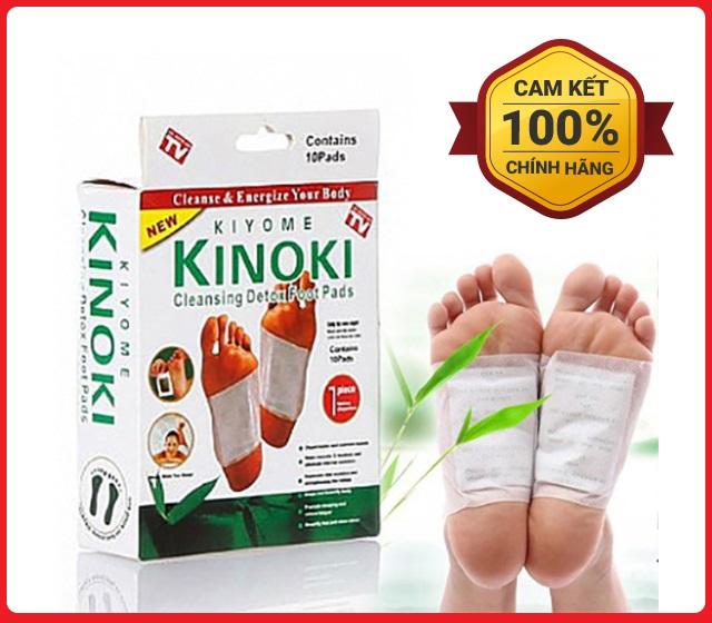 Miếng dán chân Kinoki Trung Quốc
