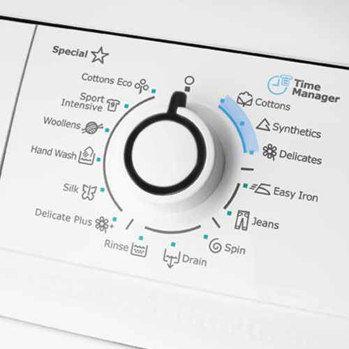 Bảng một số mã lỗi cơ bản của máy giặt Electrolux