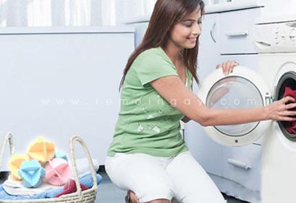 Mẹo giúp bạn sử dụng máy giặt đúng cách