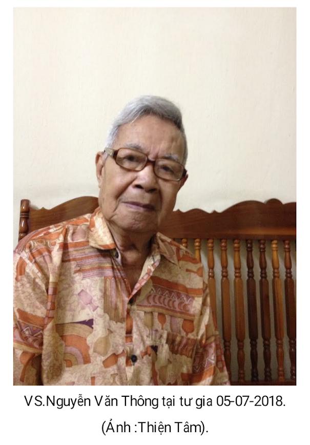 Thương tiếc Võ sư Nguyễn Văn Thông - Regretables condoléances au Maitre Nguyen Van Thong - Death Annoucement of Sr Master Nguyen Van Thong.