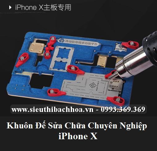 Khuôn Đế iPhone X A11