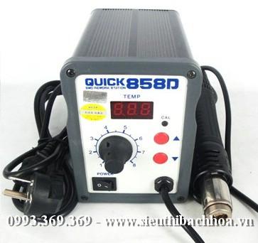 MK Quick 858D Zin Hãng