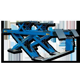 Cầu nâng kiểu xếp 2 tầng ITALY