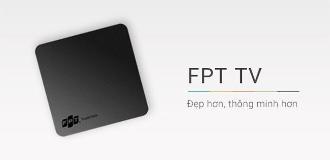 Truyền hình FPT tung ra đầu thu thế hệ mới 2016