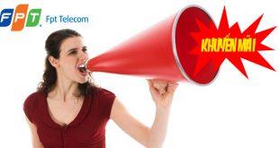 Khuyến mãi lắp mạng internet FPT tại Quảng Ngãi