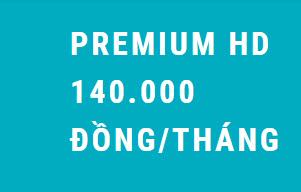 Gói cước Premium - Truyền hình FPT