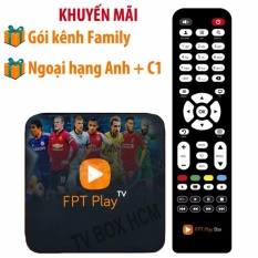 Xem truyền hình miễn phí trên đầu thu FPT Play Box 2017