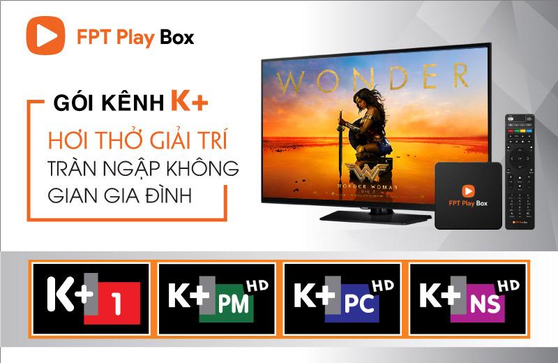 FPT Play Box biến TV thành Smart TV, đã có bóng đá K+