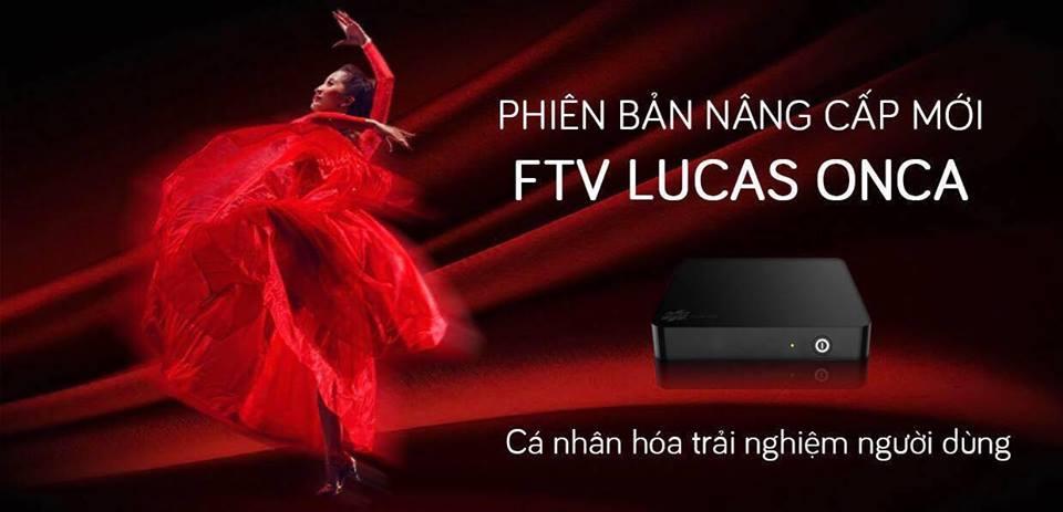 Hướng dẫn sử dụng truyền hình FPT phiên bản mới nhất FTV Lucas Onca