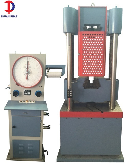 Máy kéo thép thí nghiệm