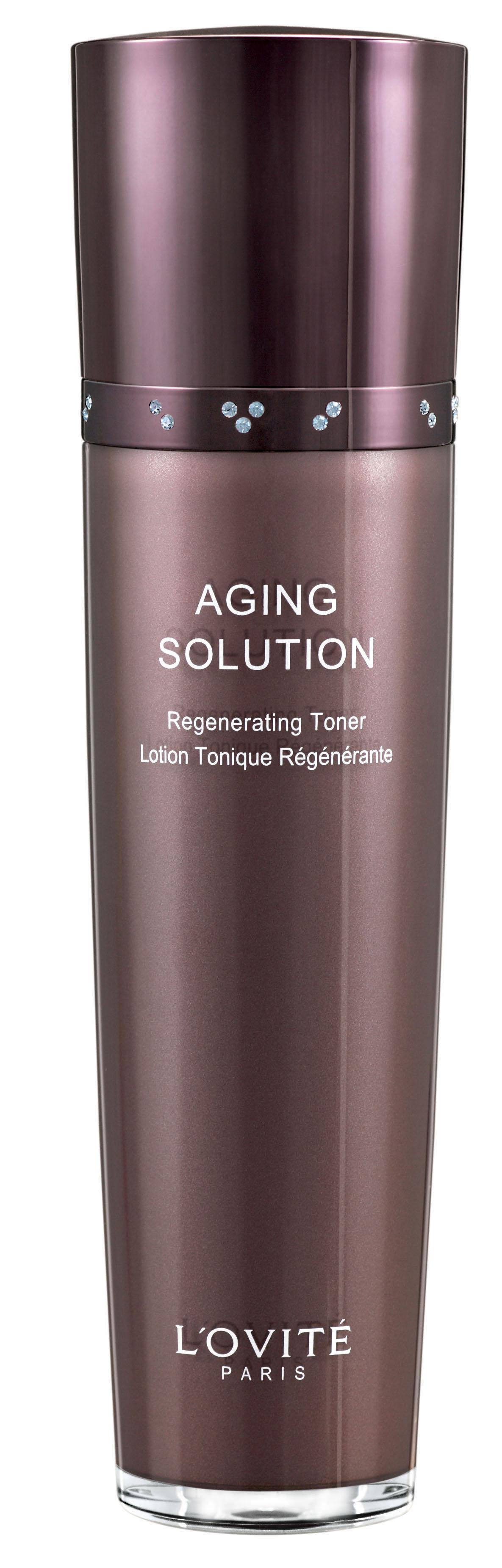 Nước làm mềm mát da chống lão hóa Aging Regererating Toner