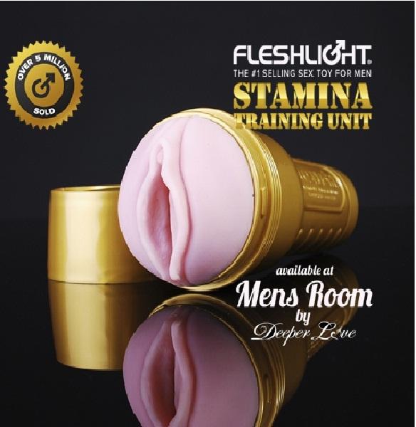 V5000 Âm Đạo Giả FleshLight Stamina Training Unit