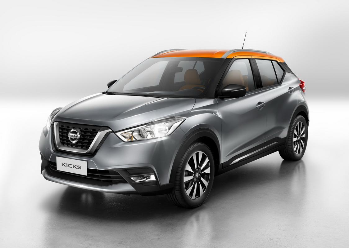 Nissan Kicks Ra mắt châu Mỹ