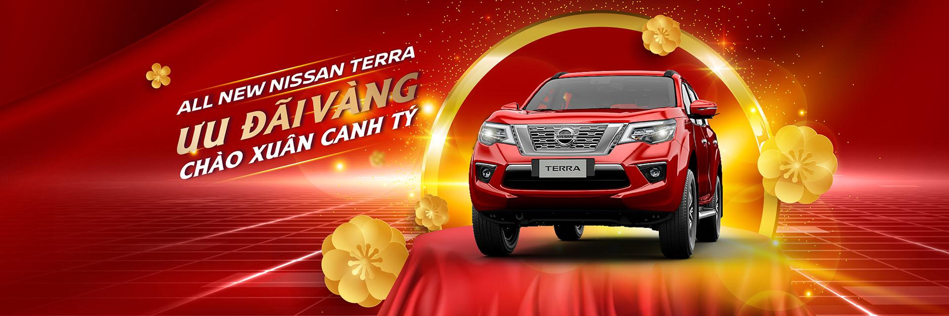 Nissan Terra 2020 SUV Mạnh Mẽ , Trang Bị Vượt Trội, Nhập Khẩu Thái Lan