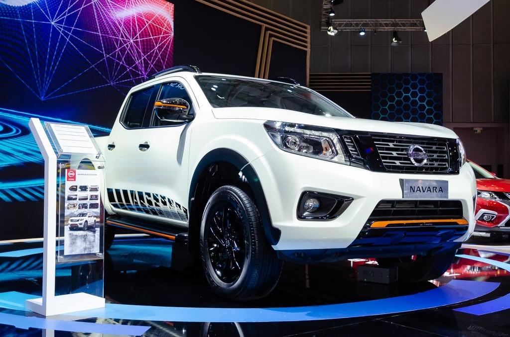 Nissan navara Vl 2019