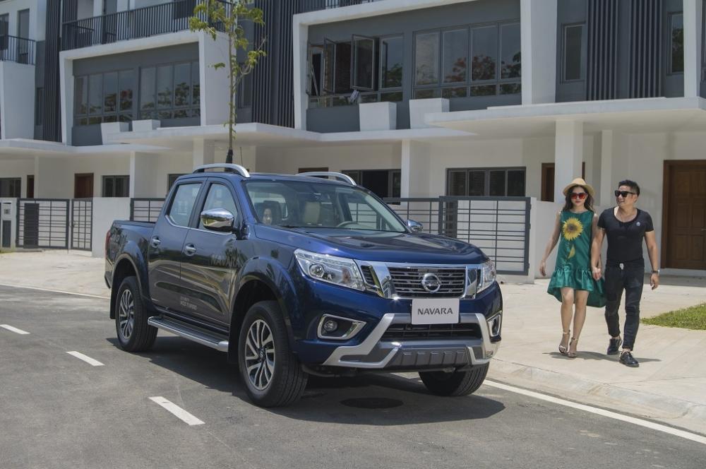 Bộ Phụ Kiện Premium Nissan Navara