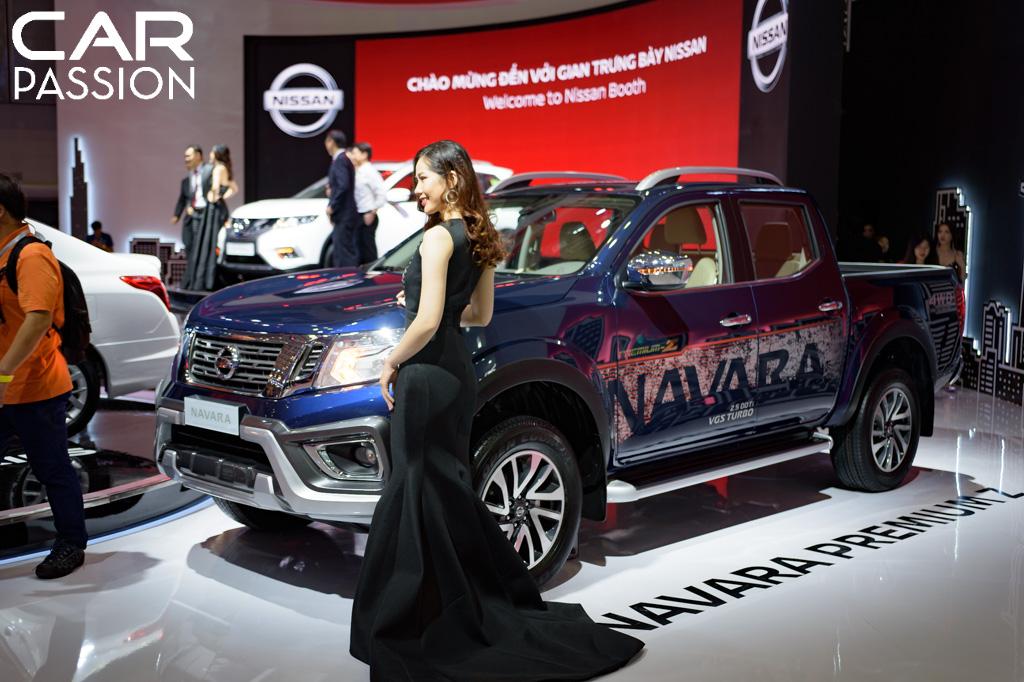 Nissan Navara VL A-IVI 2019