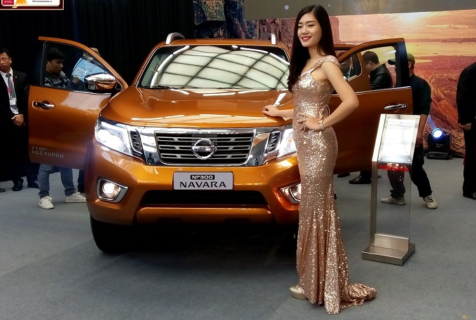 Nissan Navara VL 4x4 7 AT