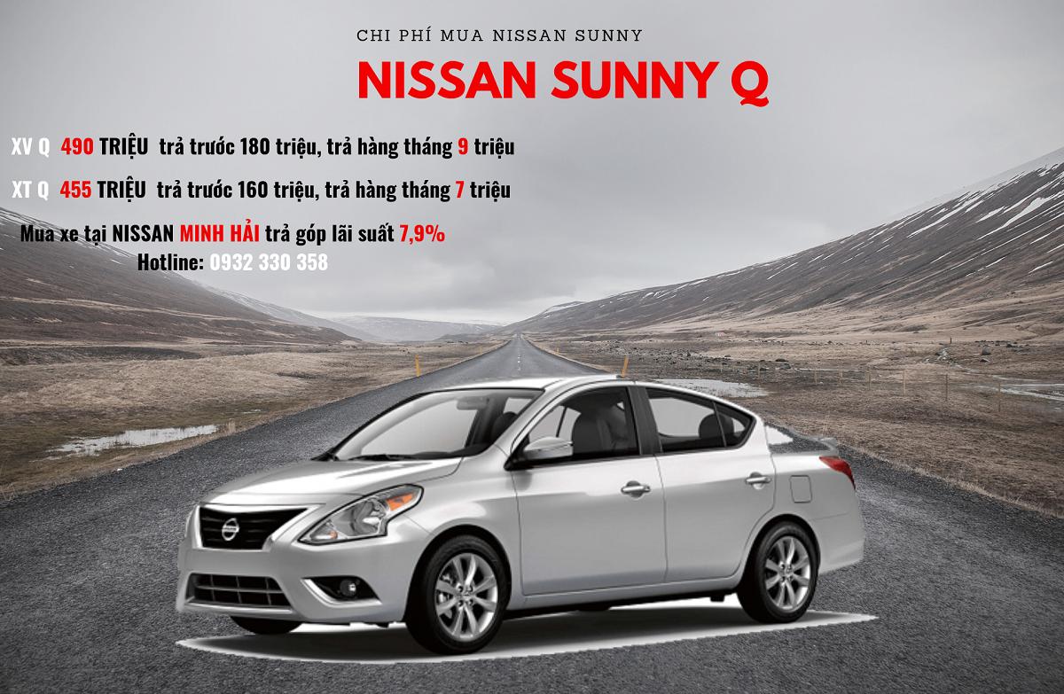 Nissan Sunny Q