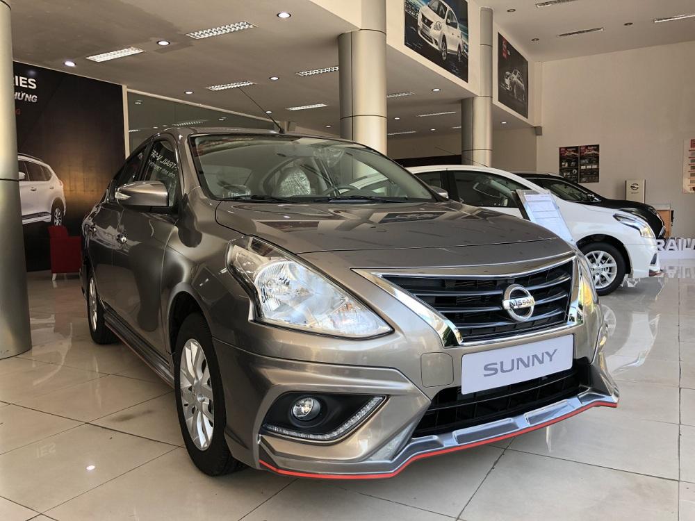 Nissan Sunny XT-Q 2018