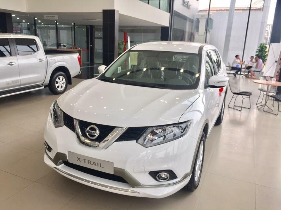 Nissan Xtrail 2.0 Mid SG