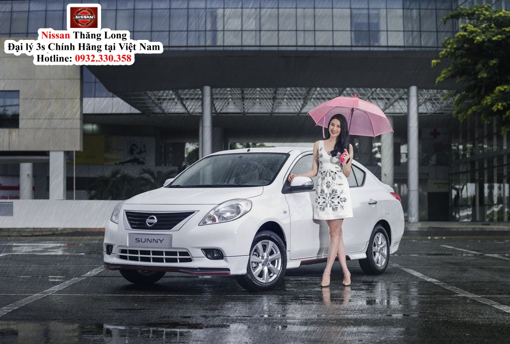 Nissan Sunny premium s